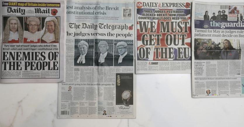 Brexit: accolto ricorso per voto Parlamento